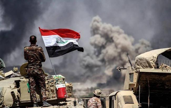 ВИраке при крушении военного вертолета погибли семь человек