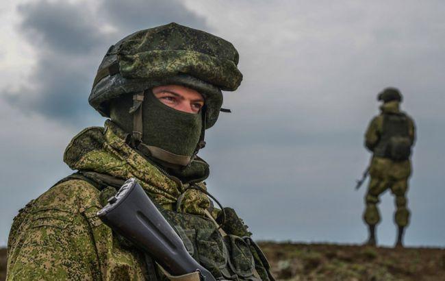 Стало известно, сколько военных Россия перебросила в оккупированный Крым