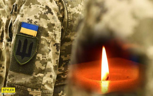 Украинцев довела до слез история о погибшем молодом бойце: сердце болит (фото)
