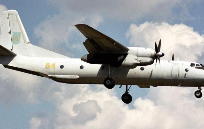 Фото: російський військовий літак Ан-26