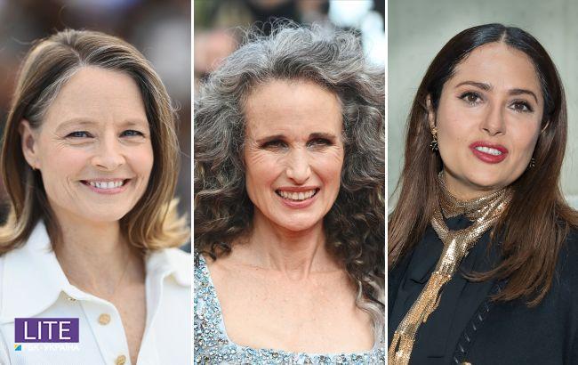Седина - новый тренд: топ-5 звезд, которые не спешат окрашивать волосы