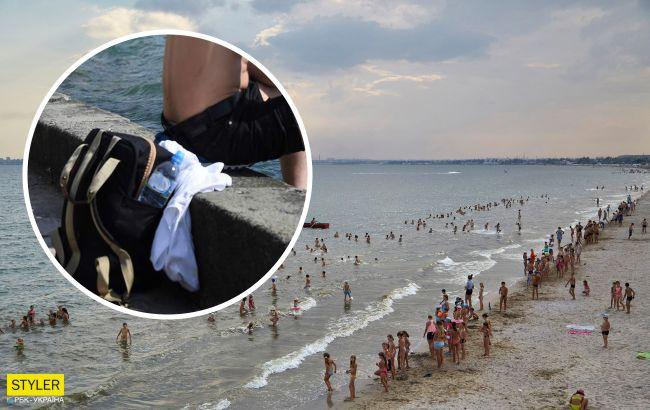 """Украинцев предупредили о схеме наглого """"развода"""" на пляжах Одессы: """"эй, ребята, я домой!"""""""