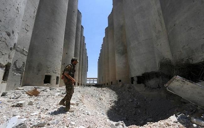 Фото:  борьба с ИГИЛ