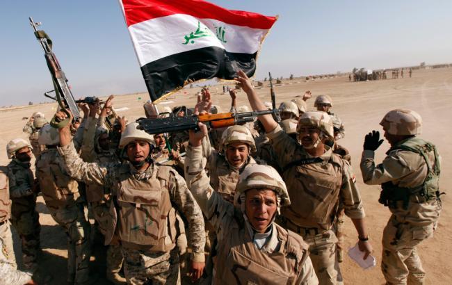 Иракские войска освободили два района назападе Мосула