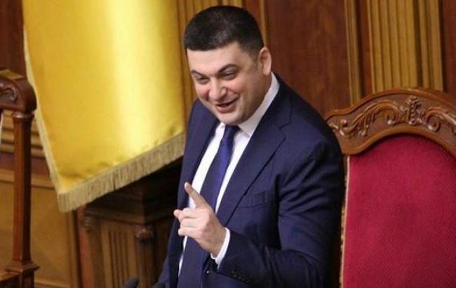 У парламентської коаліції немає серйозних претензій до Кабміну Гройсмана, - Луценко