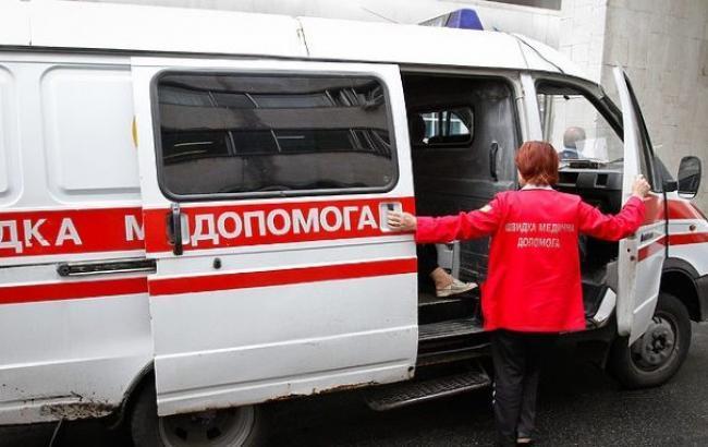 В Волынской области в результате столкновения микроавтобуса с мотоциклом погибли два человека
