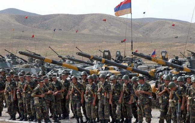 Фото: появилась информация о переброске армянской ракетно-артиллерийской бригады в Карабах