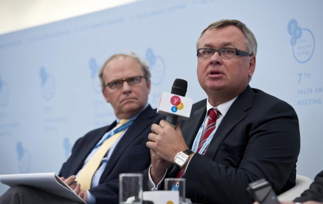 ВТБ оцінив втрати від введення Україною санкцій