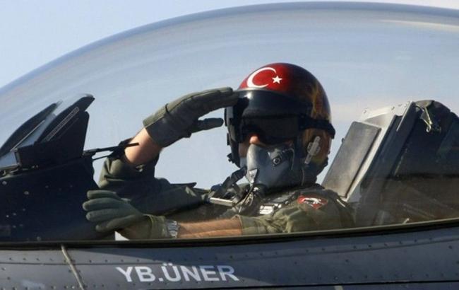 Фото: в Сирии позиции ИГИЛ и курдов подверглись обстрелу со стороны Турции