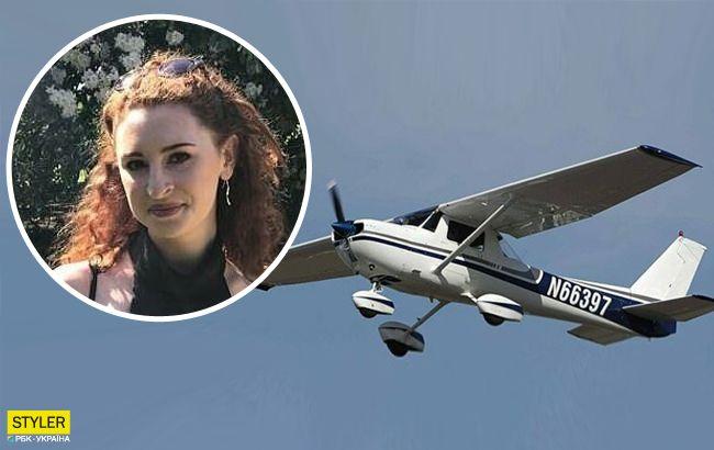 На відомому курорті 19-річна дівчина випала з літака під час польоту
