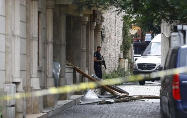 Вибух у Стамбулі: 11 людей загибли, 36 отримали поранення