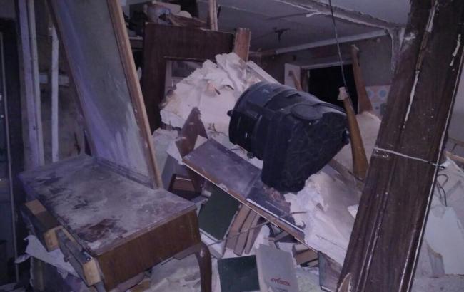 Вчерашний взрыв встоличной многоэтажке произошел из-за попытки самоубийства— Киевгаз