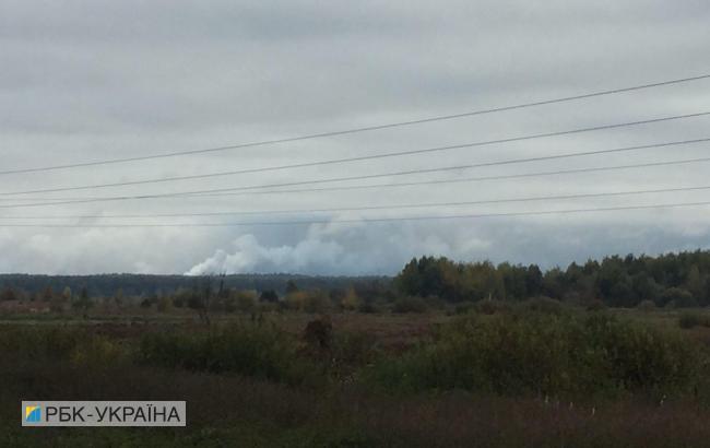 Угрозы для жителей Киева в результате взрывов в Черниговской области нет, - КГГА