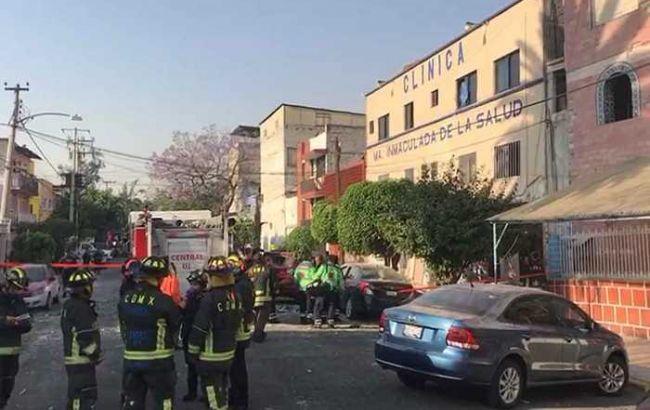 В Мексике прогремел взрыв в больнице