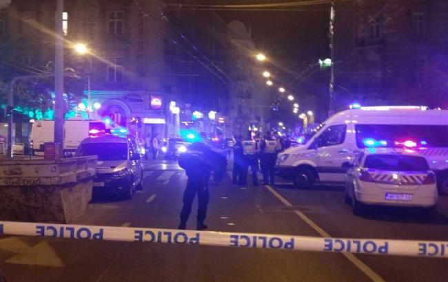 Фото: поліція назвала вибух у Будапешті спланованим терактом