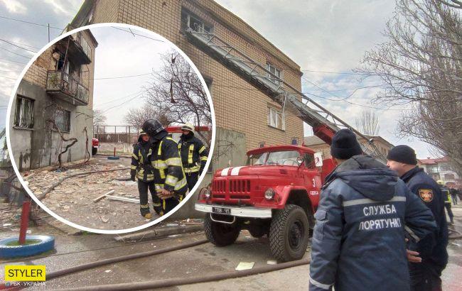 Смертельный взрыв в Одессе: жительница дома рассказала о трагическом ЧП