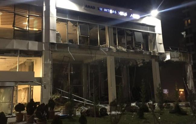Фото: взрыв в Анкаре (twitter.com/MedicEducate)