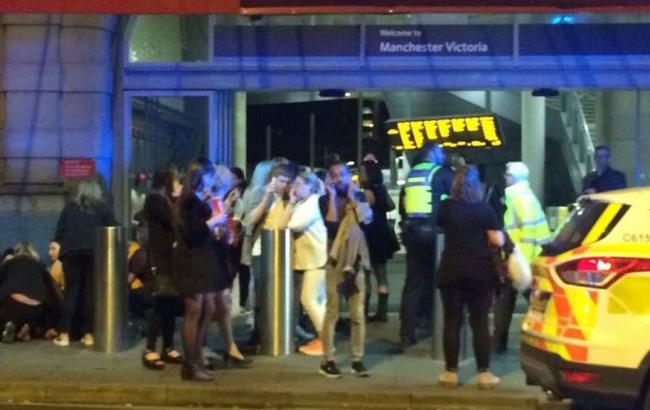 Вибухи на стадіоні Манчестера: 20 людей загинули