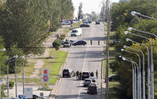 В «ДНР» сообщили озадержании «украинских разведчиков» заподрыв «министра» Тимофеева