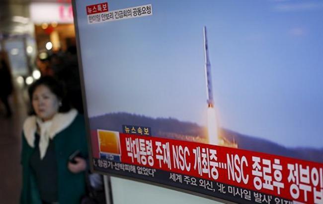Фото: ядерні випробування в КНДР