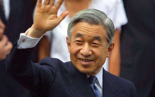 Фото: імператор Японії відрікається від престолу