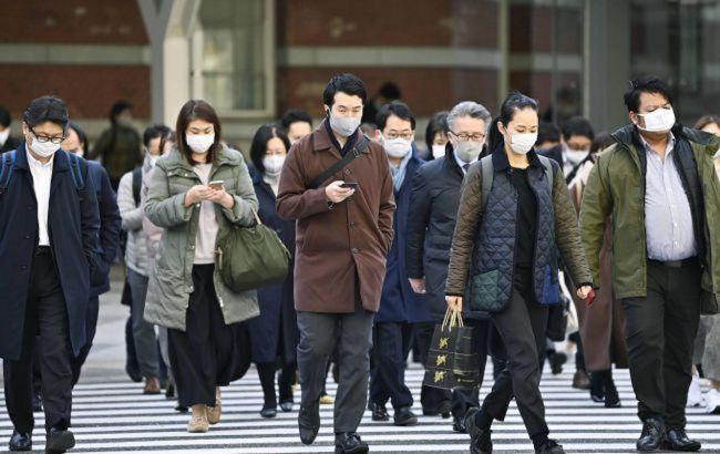 Япония с 7 января введет режим чрезвычайной ситуации