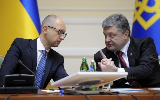 Бюджет-2017: вРаду прибыл Порошенко
