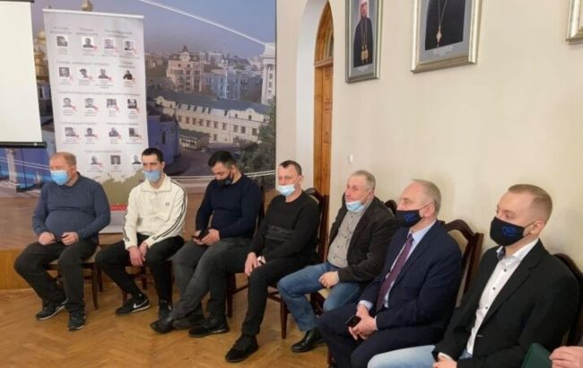 Екс-бранці Кремля створили платформу для звільнення українців з полону