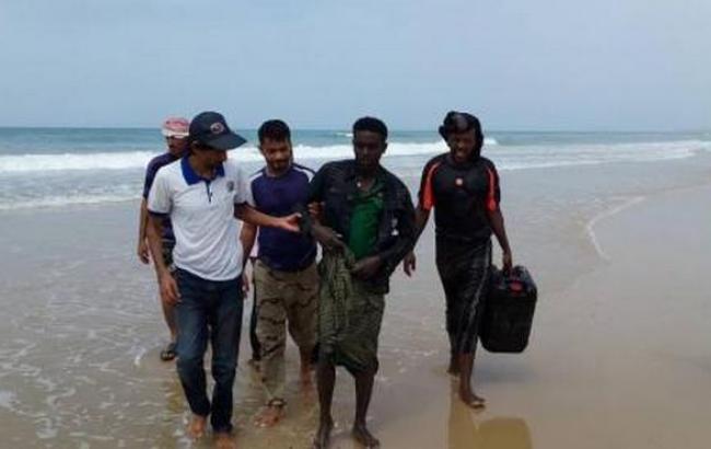 У берегов Йемена при кораблекрушение погибли 46 мигрантов