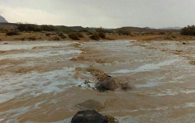 В Иордании в результате наводнения погибли 9 человек