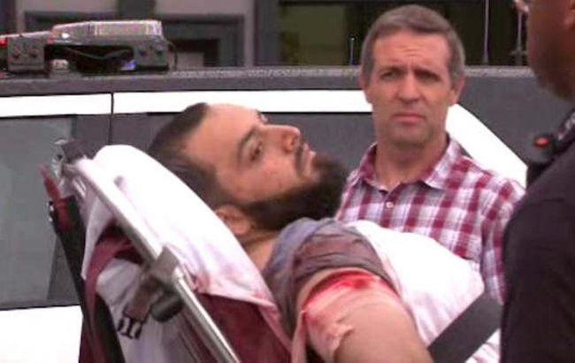 Фото: в Нью-Йорке задержали подозреваемого во взрыве