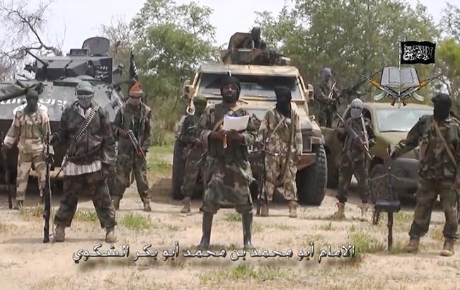 """Фото: """"Боко харам"""" (screenshot youtube.com-euronews)"""