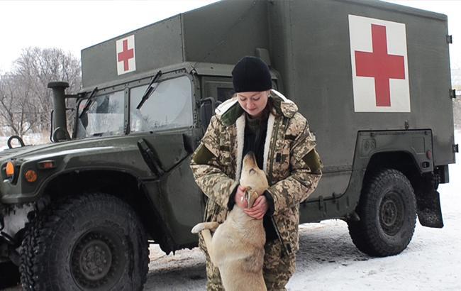 Фото: Военные медики (скриншот youtube.comGazeta RU)