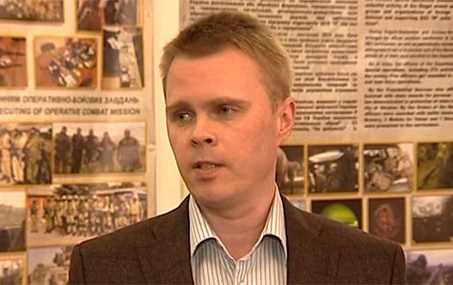 Фото: Олександр Куць (скріншот youtube.com Маріупольське ТВ)