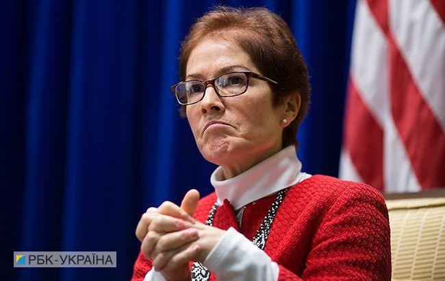 """Посольство США отрицает передачу Луценко """"списка неприкасаемых"""""""