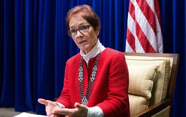 Посол США поведала опотерях Украины от«Северного потока-2»