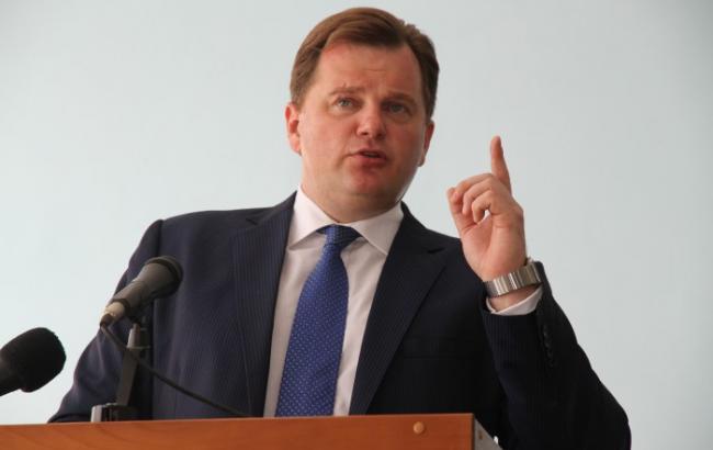 Голова Київської ОДА Мельничук написав заяву про відставку, - джерело
