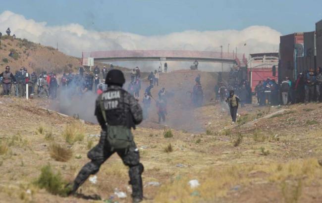 Фото: підозрюваним у вбивстві віце-міністра МВС Болівії висунули звинувачення