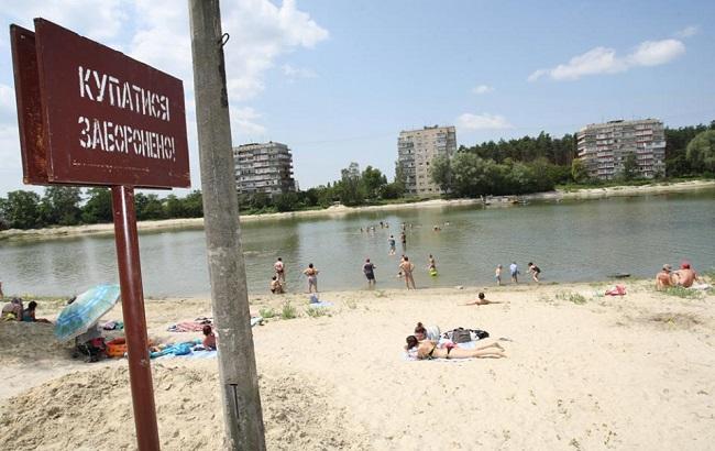 Фото: за тиждень на водоймах загинули 17 осіб