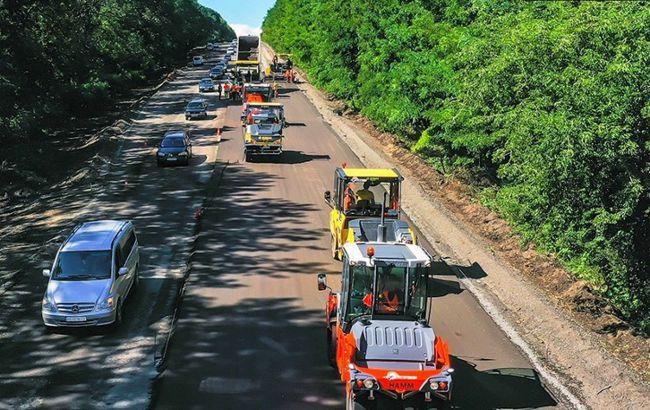 """В рамках """"Великого будівництва"""" відновлять ділянку траси М-19, яка веде до кордону з Румунією"""