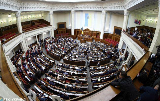 Разумков рассказал о планируемых изменениях в законе о регламенте Рады