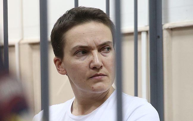 Надежда Савченко: Медведь человеческого языка не понимает, он понимает только язык силы