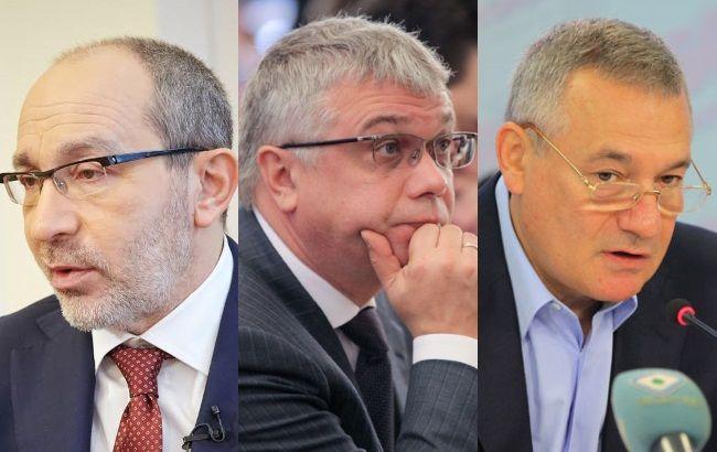Кандидати в мери Харкова: список рейтинги