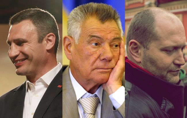 Кандидати в мери Києва: хто лідирує на фініші