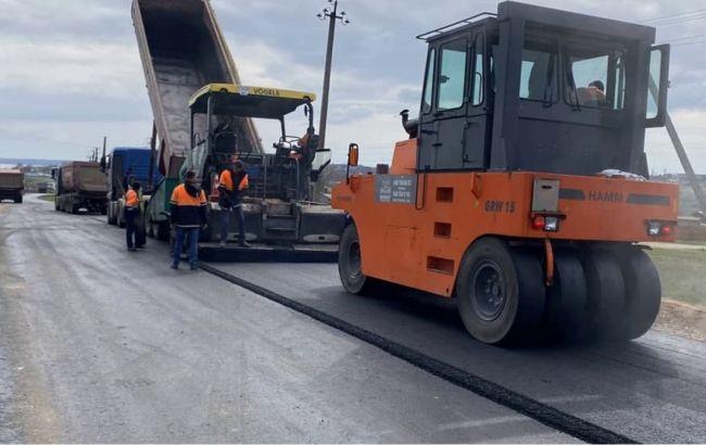 """В Николаевской области идет строительство дорог к черноморскому побережью, - """"Укравтодор"""""""