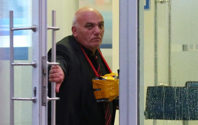 Фото: мужчина, захвативший заложников в отделении банка в Москве, сдался полиции