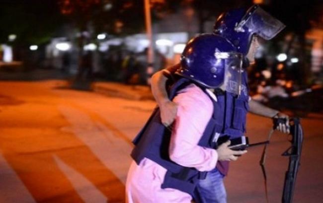 Фото: ІДІЛ взяло на себе відповідальність за теракт в Бангладеш