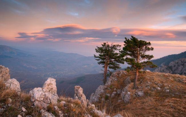 У Криму землі заповідника передали у власність Росії