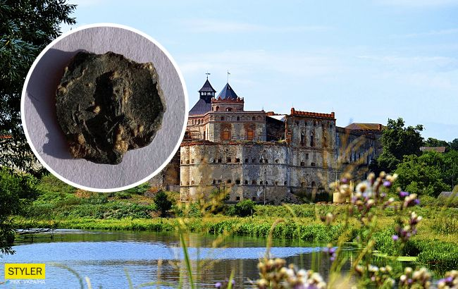 В Меджибожском замке нашли печативеликого князя Киевского, которым 900 лет (фото)
