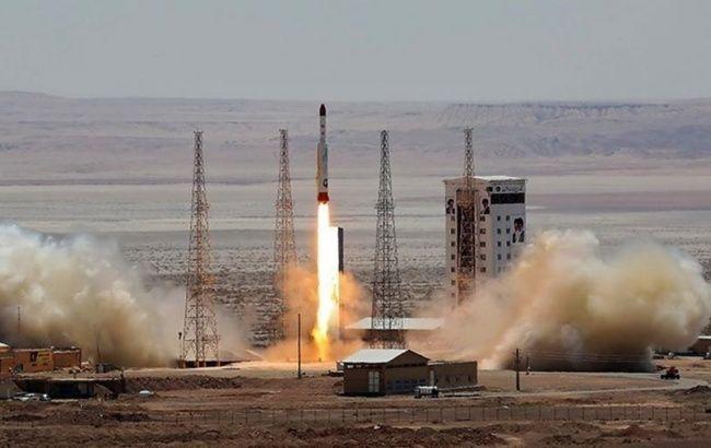 США виявили на орбіті іранський військовий супутник